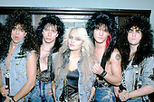 Warlock with Doro Pesch 1988