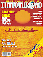 Tuttoturismo Magaizne Cover, Hawaii Rowers