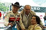 Grand Prix de Monte Carlo Historic 2012, Atturo Merzario, Jochin Mass, Julia de Baldanza Grand Prix de Monaco Historic