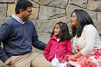 Venkatrao Family Portraits | Stern Grove San Francisco