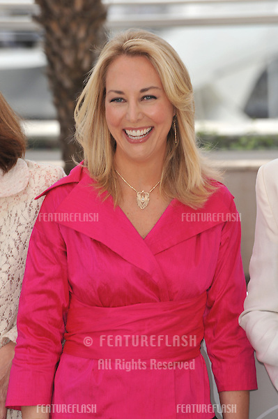 "Valerie Plame Wilson at photocall for ""Countdown to Zero"" at the 63rd Festival de Cannes..May 16, 2010  Cannes, France.Picture: Paul Smith / Featureflash"