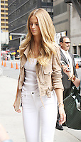 Kate Bock at The Late Show with Stephen Colbert