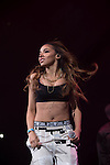 Tinashe Performs onstage during Power 105.1's Powerhouse 2014 at Barclays Center, Brooklyn, NY