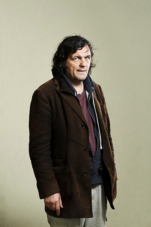CANNES, FRANCE. MAY 13, 2011. Director Emir Kusturica at the Cannes Film Festival. (Photo: Antoine Doyen)