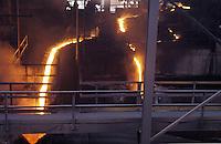 Metallurgy of iron and steel, Brazil.