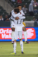 D.C. United deafeated CD Chivas USA 3-0 during a MLS game at Home Depot Center stadium in Carson, California on September 10, 2011.