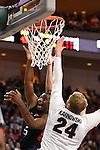 Pepperdine 1415 BasketballM 3rdRound (Semi) vs Gonzaga