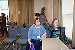 "March 11, 2010. Raleigh, North Carolina.. The first N.C. Poverty Simulation Experience training session was held at the 40th Annual State Head Start Conference at the Raleigh Convention Center.  . Nearly 60 individuals, including staff and parents from Head Start programs and Community Action Agencies, engaged in role playing exercises that hoped to simulate the experience of being poor and what the poor go through on a daily basis.. A ""family"" who recently became homeless visits the shelter."