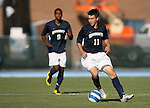 2 September 2007: Monmouth's Ryan Kinne. The Wake Forest University Demon Deacons defeated the Monmouth University Hawks 2-0 at Fetzer Field in Chapel Hill, North Carolina in an NCAA Division I Men's Soccer game.