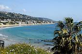 Laguna Beach Stock Photo