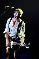 LONDON, ENGLAND - SEPTEMBER 7: Pete Doherty of 'The Libertines' performing at Brixton Academy on September 7, 2016 in London, England.<br /> CAP/MAR<br /> &copy;MAR/Capital Pictures /MediaPunch ***NORTH AND SOUTH AMERICAS ONLY***