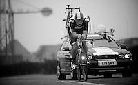 3 Days of West-Flanders, day 1: Middelkerke prologue.Ben Swift