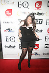 Boy Meets Girl Designer Stacy Igel Attends EQ Enterprises Official NY Fashion Week Kick Off Party Held at L Nightclub, NY  2/6/13
