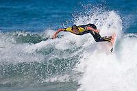 TAJ BURROW (AUS) surfing at 13th Beach, Barwon Heads, Victoria, Australia  Photo: joliphotos.com