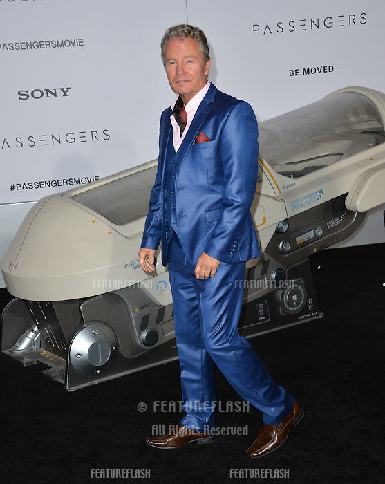 Actor John Savage at the world premiere of &quot;Passengers&quot; at the Regency Village Theatre, Westwood. <br /> December 14, 2016<br /> Picture: Paul Smith/Featureflash/SilverHub 0208 004 5359/ 07711 972644 Editors@silverhubmedia.com