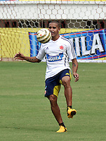 Entreno Seleccion Colombia / Colombia Team Training 09-06-2013