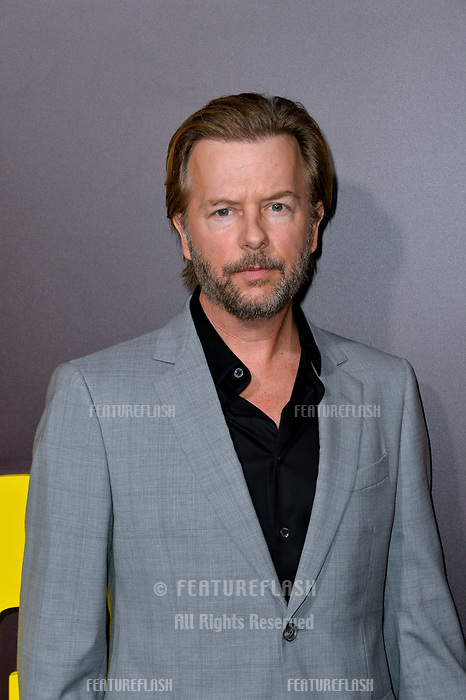 David Spade at the premiere for &quot;Sandy Wexler&quot; at The Cinerama Dome. Los Angeles, USA 06 April  2017<br /> Picture: Paul Smith/Featureflash/SilverHub 0208 004 5359 sales@silverhubmedia.com