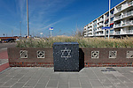 A Jewish Memorial in Zandvoort, Holland