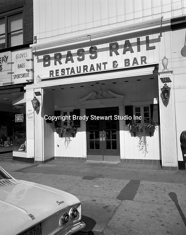 The Brass Rail Restaurant In Pittsburgh
