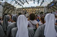 Krakow world youth day 2016