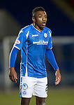 St Johnstone v Partick Thistle&hellip;02.03.16  SPFL McDiarmid Park, Perth<br />Darnell Fisher<br />Picture by Graeme Hart.<br />Copyright Perthshire Picture Agency<br />Tel: 01738 623350  Mobile: 07990 594431
