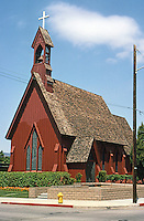 Early California Churches
