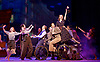 An American in Paris <br /> choreography by Christopher Wheeldon <br /> Dominion Theatre, London, Great Britain <br /> Press Photocall <br /> 14th March 2017 <br /> <br /> I Got Rhythm <br /> David Season-Young <br /> &amp; Company <br /> <br /> <br /> Photograph by Elliott Franks <br /> Image licensed to Elliott Franks Photography Services