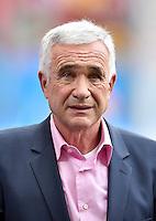 FUSSBALL WM 2014  VORRUNDE    Gruppe D     Schweiz - Ecuador                      15.06.2014 TV Experte Peter Latur (Schweiz)