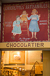 Chocolate Producers off the Grand Place Square, Brussels, Belgium