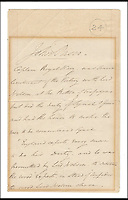 BNPS.co.uk (01202 558833)<br /> Pic: Bonhams/BNPS<br /> <br /> A historic note written by a signalman on HMS Victory in which he tells how he persuaded Admiral Lord Nelson to alter his famous 'England expects...' order at Trafalgar has emerged 211 years later.<br /> <br /> Just as Nelson's navy was about to go into the momentous battle against the combined French and Spanish fleet on October 21, 1805, the hero sailor issued a rousing message to the crews.<br /> <br /> Nelson instructed John Pasco, to hoist the message 'England confides that every man will do his duty' but the signalman changed the word 'confides' to 'expects'. <br /> <br /> In the 1830s Pasco explained the series of events in the handwritten note which will go on sale at Bonhams November 9.