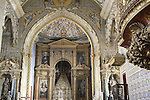 St Miguel Chapel, Old University, Coimbra, Portugal