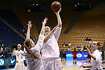 14-15 BYU Women's Basketball vs Gonzaga