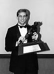 Detmer w/trophy.tif<br /> <br /> Ty Detmer with Heisman Trophy<br /> <br /> Photo by: Mark Philbrick/BYU<br /> <br /> Copyright BYU PHOTO 2008<br /> All Rights Reserved<br /> 801-422-7322<br /> photo@byu.edu