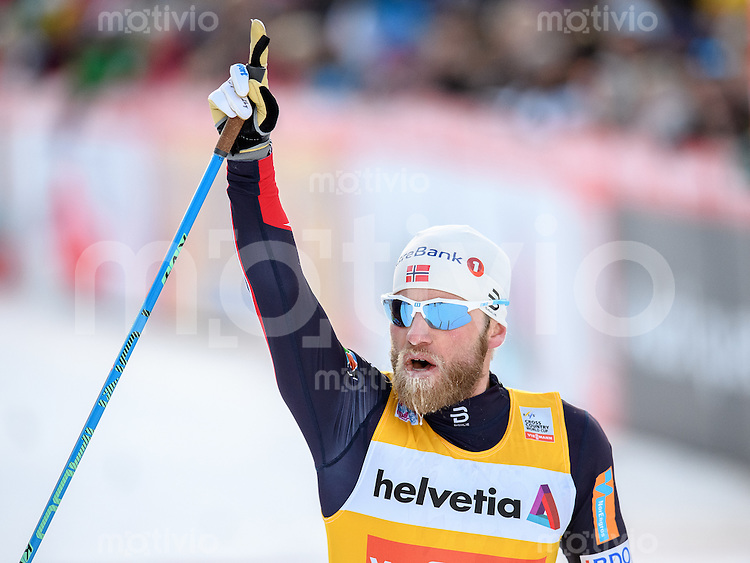 Jubel, SUNDBY Martin Johnsrud (NOR)