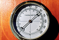 BIMETALLIC STRIP THERMOMETER<br />