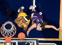 CAL Women's Basketball vs Washington - January 19th, 2012