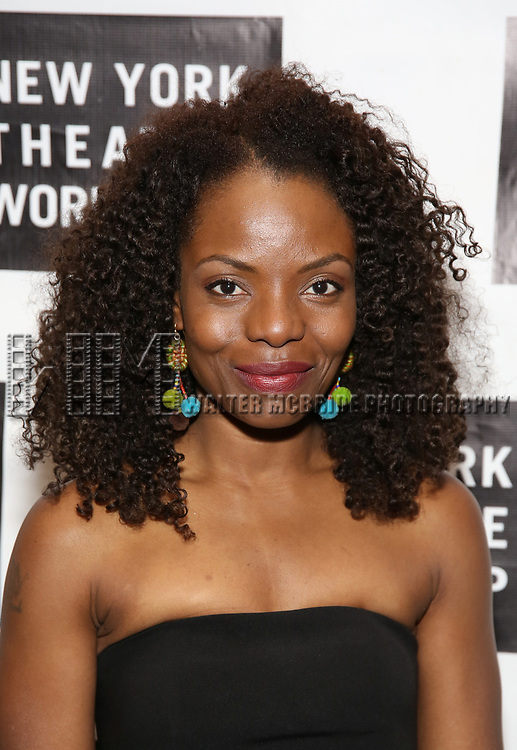 Marsha Stephanie Blake attends New York Theatre Workshop's 2017 Spring Gala at the Edison Ballroom on May 15, 2017 in New York City.