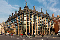 UK, England, London.  Portcullis House, Parliament Offices and Committee Rooms.