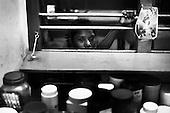 Gatapar (Chhattisgarh) 17.02.2009 India.Jeevodaya, The Social and Leprosy Rehabilitation Centre, established in 1969 by a Polish missionary and medical doctor, father Adam Wisniewski. At present, more than 400 children coming from families suffering from leprosy attend Jeevodaya school and stay in the boarding houses.  Medicines for children .photo Maciej Jeziorek/Napo Images..Gatapar (stan Chhattisgarh) 17.02.2009 Indie.Jeevodaya - Osrodek Rehabilitacji Tredowatych zalozony w 1969 roku przez polskiego Pallotyna - Adama Wisniewskiego. Poza stale mieszkajacymi osobami, w szkole i internacie uczy sie i przebywa ponad 400 dzieci z roznych kolonii dla tredowatych. nz. punkt medyczny dla dzieci.fot. Maciej Jeziorek/ Napo Images