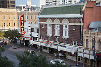 The Paramount Theatre has stood on Congress Avenue in the heart of downtown Austin for nearly 100 years. The site of the Paramount Theatre was once home to Sam Houston&rsquo;s office and the War Department of the Republic of Texas and later the Avenue Hotel. As Austin&rsquo;s oldest surviving theatre built in 1915, the Paramount has a long history of entertaining Central Texas audiences.<br /> <br /> Originally conceived as a Vaudeville and variety house, it continues to bring a wide array of programming to its stage. The Paramount presents comedy, drama, music, dance, spoken word, children&rsquo;s programming and films to more than 200,000 Central Texans each year. More than 10,000 of those are children who gain admission for free or at greatly reduced prices because of our youth outreach programs.<br /> <br /> The Paramount holds special historical significance as a City of Austin Landmark and State Landmark. It is also listed on the National Register of Historic Places and is one of the few remaining &lsquo;hemp houses,&rsquo; using ropes and sandbags, left in America.<br /> The Paramount Theatre plays a significant role in the many communities that make Austin unique. It is home to Austin&rsquo;s red carpet film premieres and is part of the SXSW and the Austin Film Festival. It is a vibrant player in the Austin music scene, hosting release parties, booking local talent and presenting touring acts. And through its own quality programming and by serving as a venue for area arts organizations, the Paramount serves as the anchor for the Austin arts community.