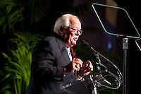 Hall of fame inductee Roger Maltbie at the San Jose Sports Hall of Fame induction ceremony at the HP Pavilion on Nov. 14, 2012.