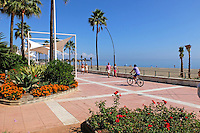 Paseo Maritimo, Promenade, Estepona, Malaga Province, Spain, October 2015, 201510151740<br /> <br /> Copyright Image from Victor Patterson, 54 Dorchester Park, Belfast, UK, BT9 6RJ<br /> <br /> t1: +44 28 9066 1296 (from Rep of Ireland 048 90661296)<br /> t2: +44 28 9002 2446 (from Rep of Ireland 048 90022446)<br /> m: +44 7802 353836<br /> <br /> e1: victorpatterson@me.com<br /> e2: victorpatterson@gmail.com<br /> <br /> www.victorpatterson.com<br /> <br /> IMPORTANT: Please see my Terms and Conditions of Use at www.victorpatterson.com