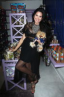 LOS ANGELES, CA - March 01: Joyce Giraud, At The Opening of The New Vanderpump Dogs Rescue Center At The Vanderpump Dogs Rescue Center In California on March 01, 2017. Credit: Faye Sadou/MediaPunch