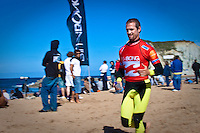 De Souza Takes Inaugural ASP World Tour Win at Billabong Pro Mundaka..SOPELANA, Euskadi/Spain (Tuesday, October 13, 2009) - Adriano de Souza (BRA), 22, claimed his inaugural ASP World Tour win today, taking out the Billabong Pro Mundaka, eliminating fellow Finalist Chris Davidson (AUS), 33, in punchy two-to-three foot (1 metre) waves at the backup venue of Sopelana...Stop No. 8 of 10 on the 2009 ASP World Tour, the Billabong Pro Mundaka experienced an array of conditions for the event, from clean surf on the opening day at Mundaka to a lengthy seven-day wait before a marathon 24-heat session yesterday, culminating into today's dramatic finale...De Souza, who had previously experienced in the ASP World Junior Championships (winning in 2003) and on the ASP World Qualifying Series winning in 2005), was rapt with his inaugural ASP World Tour victory..Photo: Joliphotos.com