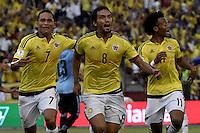 Colombia (COL) vs Uruguay (URU), Barranquilla, 11-10-2016