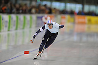 SCHAATSEN: ENSCHEDE: 30-10-2015, IJsbaan Twente, KNSB Cup Enschede, Jan Blokhuijsen, ©foto Martin de Jong
