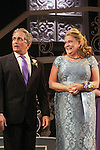"""Guiding Light's Kim Zimmer stars with Joel Brien in """"It Shoulda Been You"""" - a new musical comedy - at the Gretna Theatre, Mt. Gretna, PA on July 30, 2016. (Photo by Sue Coflin/Max Photos)"""