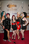 "Joanna Angel and the Women of Burning Angel Attend EXXXOTICA 2013 1st Ever Fan Appreciation Awards ""The Fannys"" Pink Carpet Arrvials Held At The Taj Mahal Atlantic City, NJ"