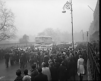 Anti-Apartheid Demonstrations at Ireland vs South Africa.10/01/1970