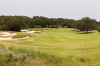 SAN ANTONIO, TX - August 25, 2010: Briggs Ranch Golf Club. (Photo by Jeff Huehn)